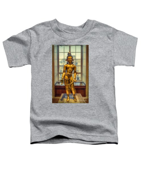 Bodhisattva Avalokiteshvara Toddler T-Shirt