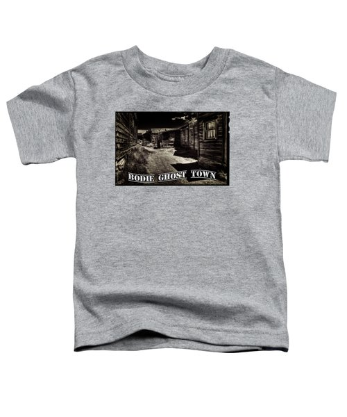 Bodie Side Street Toddler T-Shirt