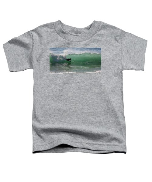 Body Surfer Toddler T-Shirt