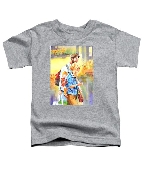 Bonding #5 Toddler T-Shirt