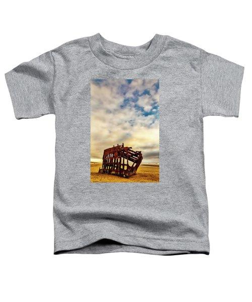 Bones Of A Shipwreck Toddler T-Shirt