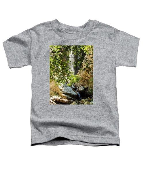 Bonita Falls Through Leaves Toddler T-Shirt
