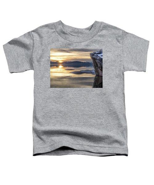 Bonsai Sunset Toddler T-Shirt