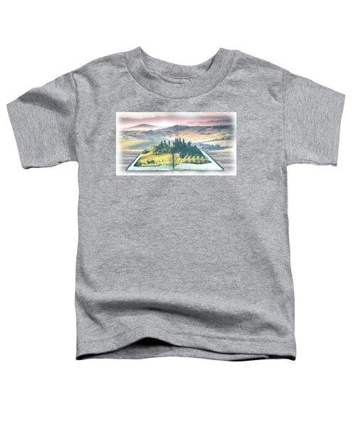 Book Life Toddler T-Shirt