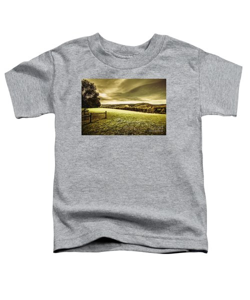 Boonah Countryside Toddler T-Shirt