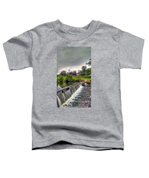 Boonton New Jersey Spillway Toddler T-Shirt