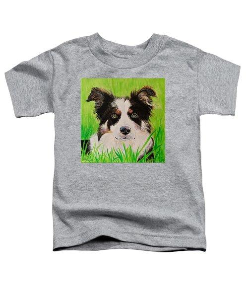 Bordering On Paradise Toddler T-Shirt