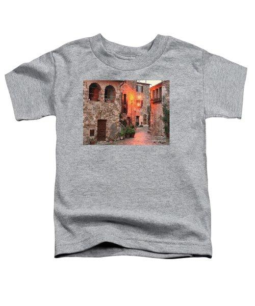 Borgo Medievale Toddler T-Shirt