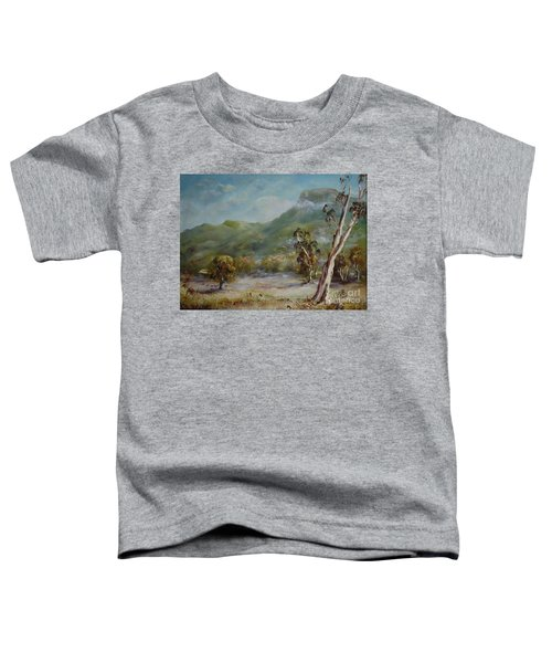 Boronia Peak Toddler T-Shirt