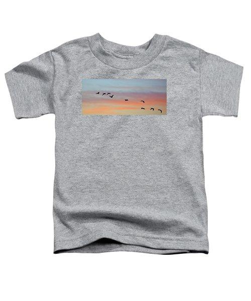 Bosque Sunrise Toddler T-Shirt