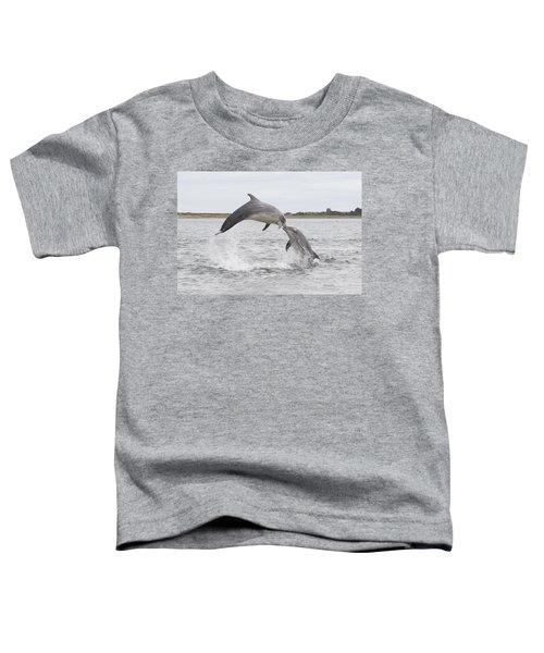 Bottlenose Dolphins - Scotland #1 Toddler T-Shirt
