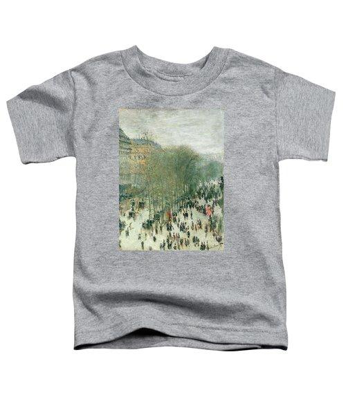 Boulevard Des Capucines Toddler T-Shirt