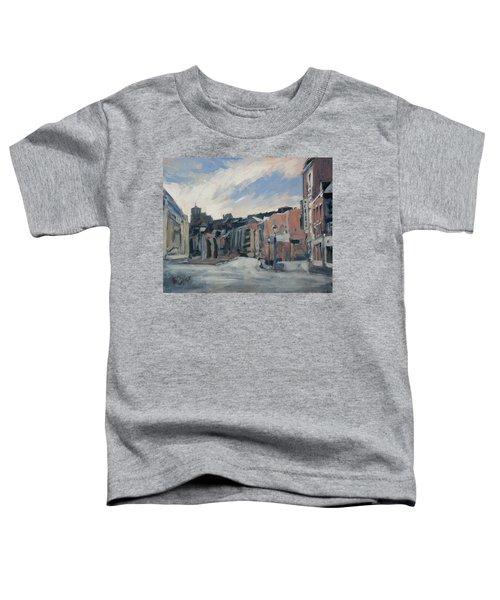 Boulevard La Sauveniere Liege Toddler T-Shirt