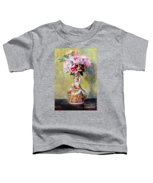 Bouquet In A Vase Toddler T-Shirt