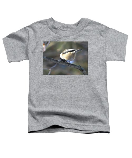 Bowing On A Branch Toddler T-Shirt