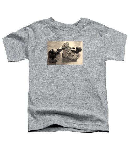Boxing Toddler T-Shirt