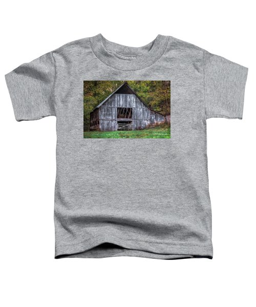 Boxley Valley Barn  Toddler T-Shirt