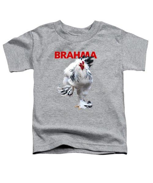 Brahma Breeders Rock Red Toddler T-Shirt