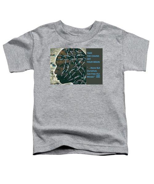 Brain Chains Toddler T-Shirt