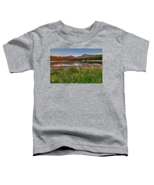 Brainard Lake Toddler T-Shirt