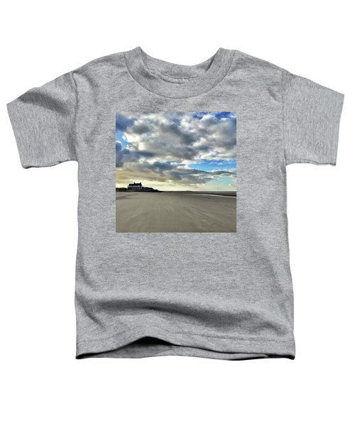 Brancaster Beach This Afternoon 9 Feb Toddler T-Shirt