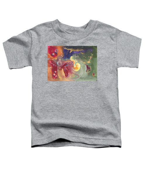 Brave The Unknown Toddler T-Shirt