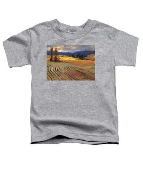 Break In The Weather Toddler T-Shirt
