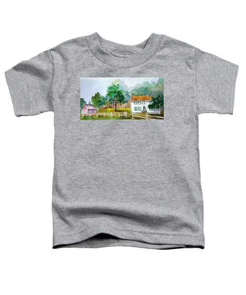 Brecknock Park Toddler T-Shirt