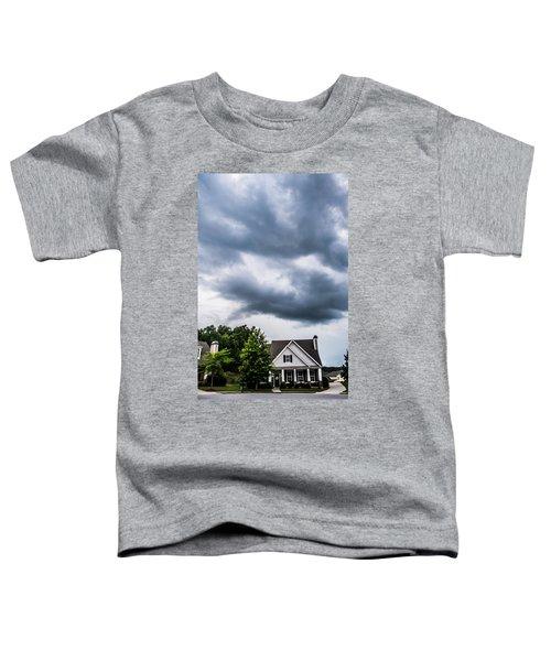 Brewing Clouds Toddler T-Shirt