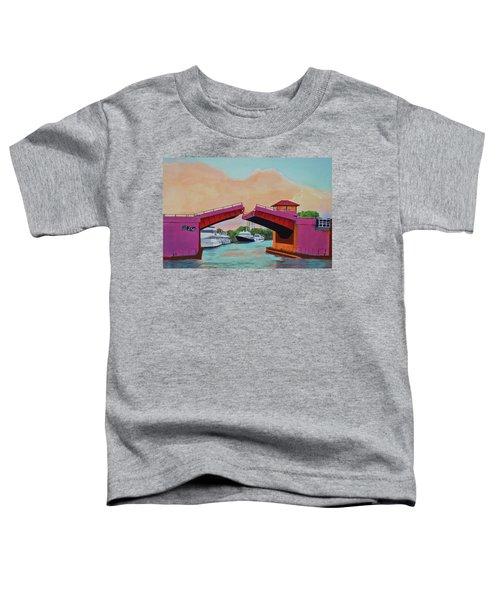 Bridge At Se 3rd Toddler T-Shirt