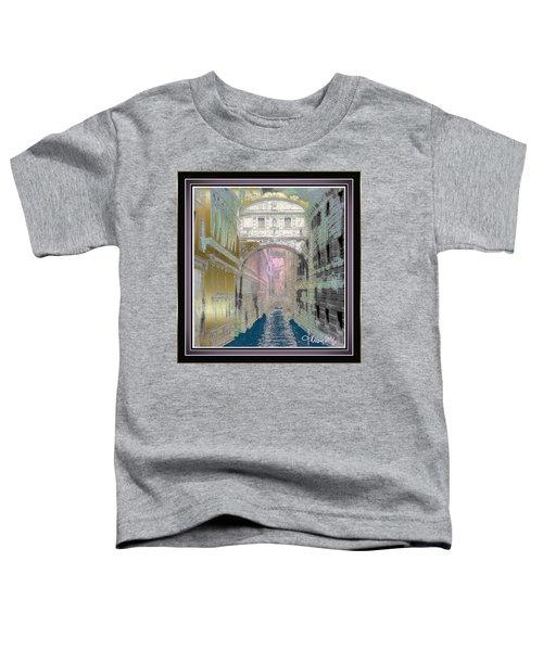Bridge Of Sighs Toddler T-Shirt