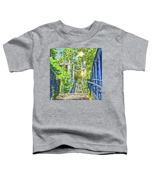 Bridge To Your Dreams Toddler T-Shirt