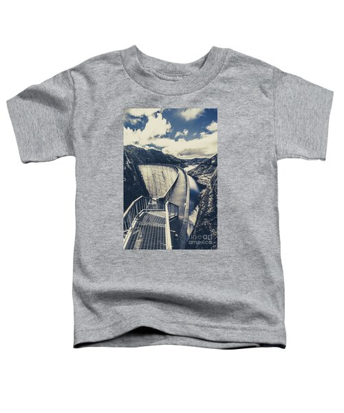 Bridges And Outback Dams Toddler T-Shirt