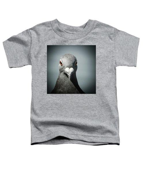 Brieftaube Von Mandy Tabatt Auf Toddler T-Shirt