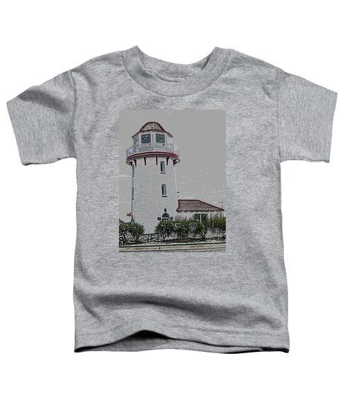 Brigantine Lighthouse Toddler T-Shirt