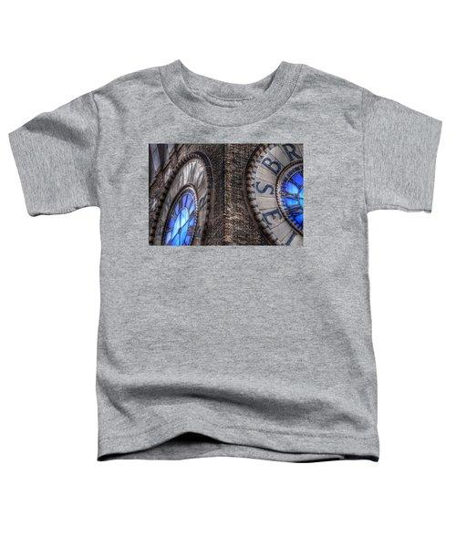 Bromo Seltzer Tower Clock Face #2 Toddler T-Shirt