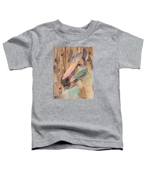 Bronco Toddler T-Shirt