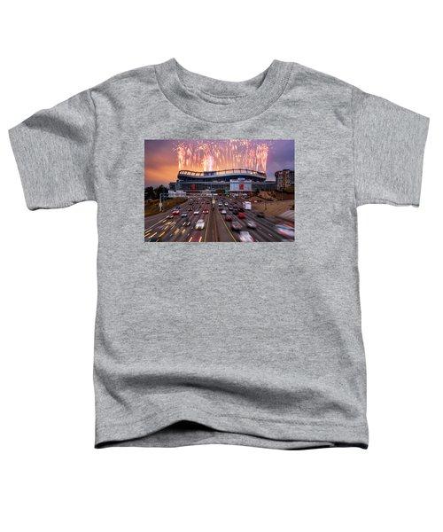 Broncos Win Afc Championship Game 2016 Toddler T-Shirt