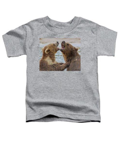 Brown Bears4 Toddler T-Shirt