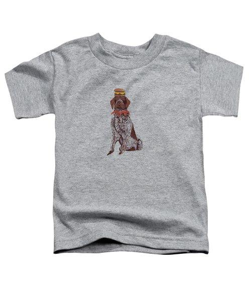 Bruno - Hamburger Toddler T-Shirt