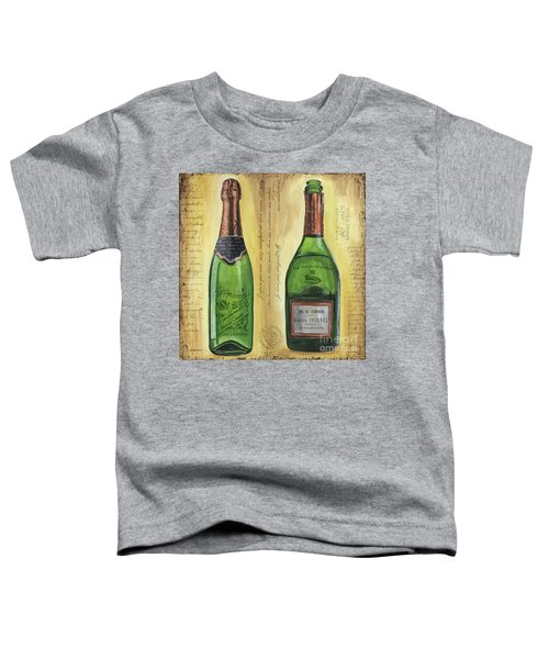 Bubbly Champagne 1 Toddler T-Shirt