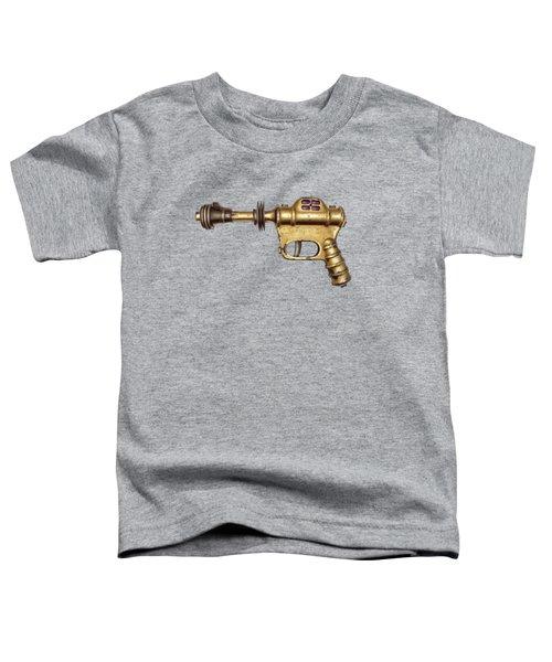Buck Rogers Ray Gun Toddler T-Shirt by YoPedro