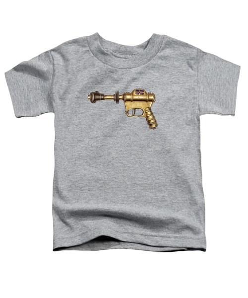 Buck Rogers Ray Gun Toddler T-Shirt