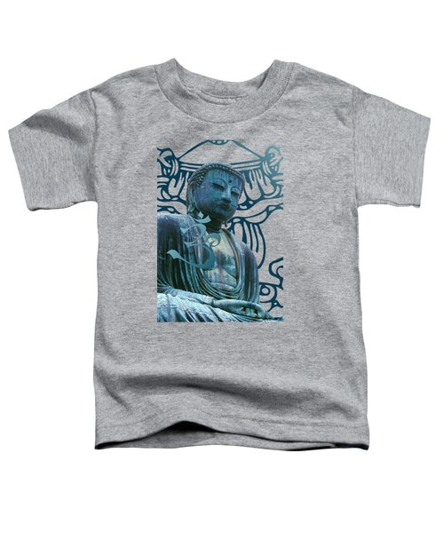 Buddha Great Statue Toddler T-Shirt