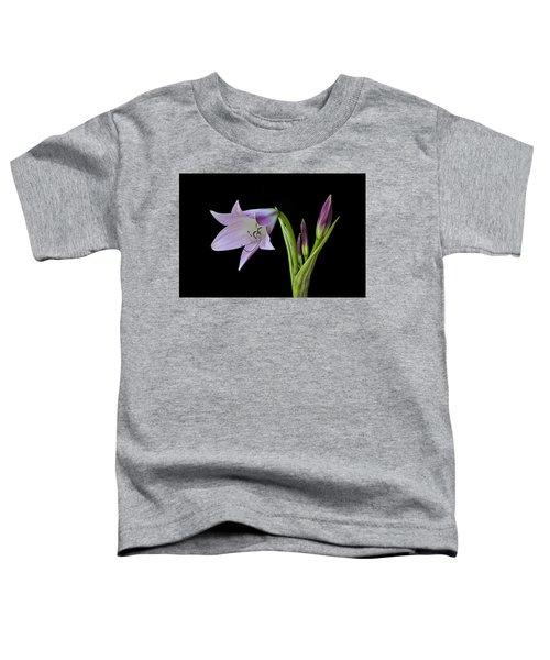 Budding Lily Toddler T-Shirt