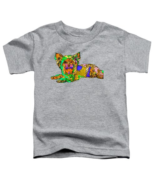 Buddy. Pet Series Toddler T-Shirt