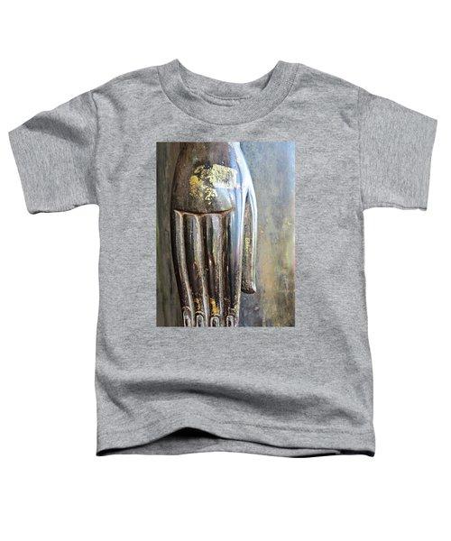 Budha's Hand Toddler T-Shirt