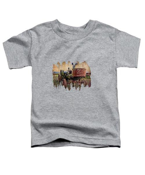 Buffalo Pitts Toddler T-Shirt