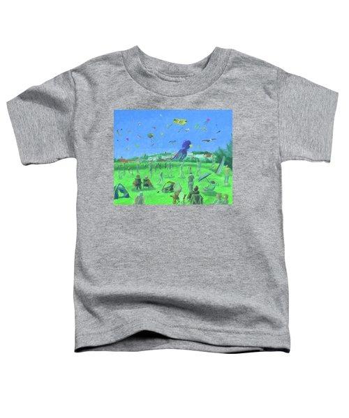 Bug Light Kite Festival Toddler T-Shirt