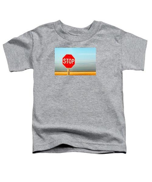 Bullet Riddled Toddler T-Shirt